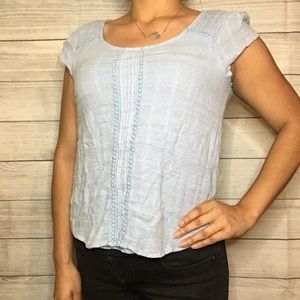 LC Lauren Conrad Short Sleeve Tee